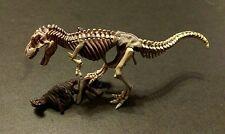 RARE Kaiyodo Dinotales UHA Series 4 Dinosaur T Rex Tarbosaurus Skeleton Figure