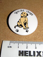 GUIDE DOGS PIN BADGE ALL PROCEEDS TO THE GUIDE DOGS FOR THE BLIND ASSOCIATION