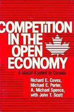 Competition in an Open Economy: A Model Applied to Canada Harvard Economic Stud