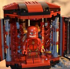 Custom made for LEGO blocks USA DC TV The FLASH W/T STAR LABS Station CHAMBER