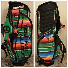Scotty Cameron Stand Bag 2016 Cinco De Mayo Mexican Serape CT Circle T New