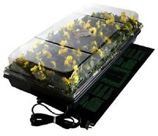 HydroFarm CK64050 Heated Germination Station Seed Starter w/ Heat Mat