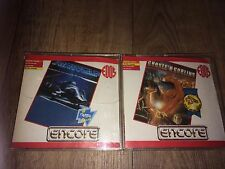 ghosts n goblins & Airwolf Edos Commodore 64 Games