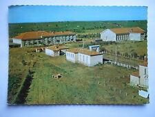 """CPSM """"Florensac - La grange de Salleles - Colonie de vacances des PTT"""""""
