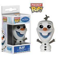 Funko Pocket Pop Disney Frozen Olaf Vinyl Action Figure Collectible Toy, 4999