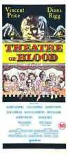 Theatre Of Blood Poster 04 A4 10x8 Photo Print