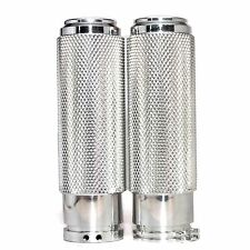 BIG DOG Aluminum Knurled Grips by Speed Dealer Customs