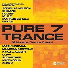 Various Artists-Pure Trance 7  CD NEW