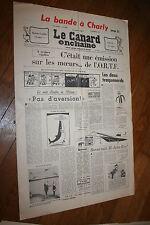 LE CANARD ENCHAINE       56è   ANNEE  15  DECEMBRE 1971