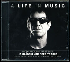Mojo - A Life in Music - 15-track Lou Reed compilation CD