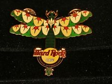 Hard Rock Cafe Universal Citywalk Osaka Dragonfly Guitar 2004 400 L.Edition Pin