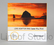Lee Filters Adapter Ring For Canon 17mm TS-E Lens Tilt Shift
