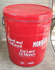 1993 MCA Universal For Love or Money POPCORN TIN MONOLITH Dazed & Confuse AS IS
