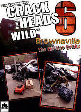 CRACKHEADS GONE WILD 6: BRO...-CRACKHEADS GONE WILD 6: BROWNSVILLE DVD NEW