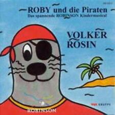 VOLKER ROSIN - ROBY UND DIE PIRATEN     - CD NEUWARE