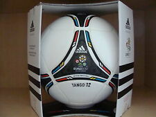 Adidas Tango 12 official match ball em match ball of the 2012 euros Poland Ucrania