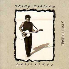 "☆ CD SINGLE Tracy CHAPMAN Crossroads 3-track 3"" RARE ☆"