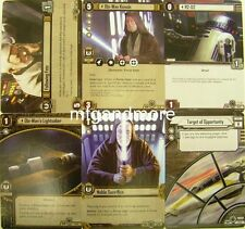 Star Wars LCG - Objective Set #129 - Between the Shadows