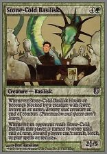 FOIL Stone-Cold Basilisk MTG MAGIC Unh Unhinged English