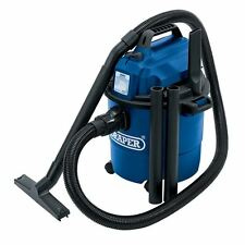 Draper DRAPER 15L 1100W 230V Wet and Dry Vacuum Cleaner
