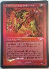 Incinérateur gemmepaume PREMIUM / FOIL VF - French Gempalm Incinerator Magic Mtg