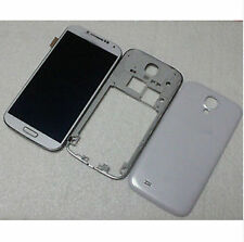 ★ SAMSUNG GALAXY S4 i9500 FULL BODY HOUSING COVER WITH BACK PANEL (WHITE) ★