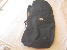 Travel Golf Bag - GB - Black - Life Member Golf Society Of The U.S.