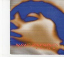 (DW656) Wave Machines, Pollen - 2012 DJ CD