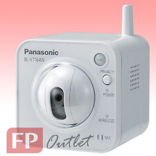 Panasonic BL-VT164W Body Heat PTZ HD 720p H.264 Onvif Wireless Network IP Camera