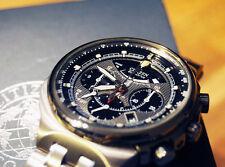 Citizen UOMO ECO-DRIVE TITANIO Calibro 2100 Watch #av0021-52h