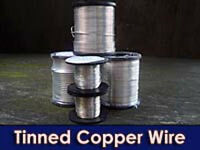 24 SWG Tinned Copper Wire 500g FUSE WIRE 18 AMP 0.56MM