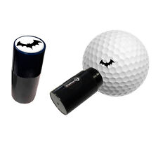 BAT - ASBRI GOLF BALL STAMPER, GOLF BALL MARKER - GOLF GIFT OR PRIZE