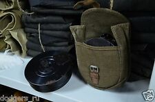 Authentic Soviet army, PPSH, Magazin, Round Canvas ammo pouch