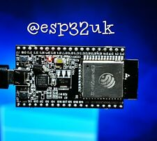 2x Original espressif ESP32 Wroom-32 DevKitC Development Board. V2 latest model