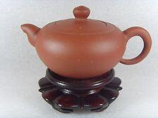 Authentic Chinese YiXing ZiSha Wang Jian-Ying Teapot  300 ml / 10.1 oz