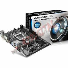 SCHEDA MADRE ASROCK H81M-DGS R2.0 Socket 1150 INTEL H81 CHIPSET MINI MICRO ATX
