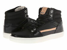 NIB Calvin Klein Jeans Carlos Men's Size 10  Hi Top Sneaker shoes  $ 98