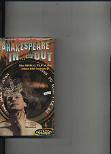 Shakespeare In and Out (Vhs, 1999, Tame Shrew Box) New