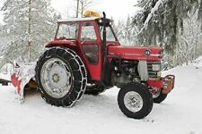 Massey Ferguson MF 175 & MF 180 Workshop Manual