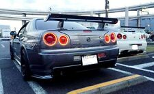 JDM LED Tail Lights V2 GTR35 Style for Nissan Skyline R34 GTR34 Made in Japan