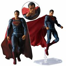 BATMAN SUPERMAN V: l'ALBA DI GIUSTIZIA SUPERMAN MAF EX Action Figure-Nuovo In Magazzino