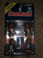 Fabulous Forwards Headliners 1997 BB Including Pippen, Barkley, Hill & Grant
