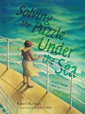 Solving the Puzzle Under the Sea: Marie Tharp Maps the Ocean Floor • New