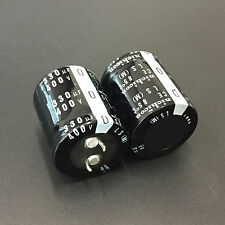 1pcs 330uF 400V Japan Nichicon LS 30x35mm 400V330uF Snap-in Capacitor