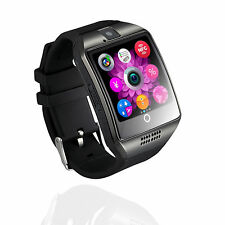 SIM Card Slot NFC Wireless Bluetooth Watch Wrist Watch Phone Mate for Samsung LG