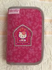 Hello Kitty Sanrio Pocket Planner Binder Zippered, Only 1 Available, EUC