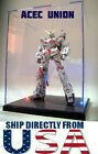 ♠US SELLER♠︎ Model Display Box For Gundam MG HG BB Figures With LED Lights