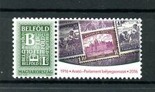 Hungary 2016 MNH Harvester & Parliament Stamp 100th Ann 1v Set Stamps on Stamps