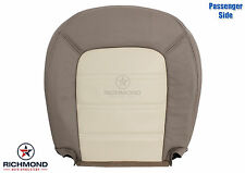 2004 Ford Explorer Eddie Bauer -Passenger Side Bottom Leather Seat Cover Tan