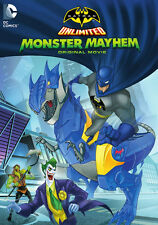 Batman Unlimited-monster Mayhem [dvd/ff] (Warner Home Video) (ward518598d)